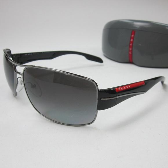 25b7a925aa5 Prada SPS 53N 5AV-5W1 Polarized Sunglasses OLE652.  M 5b6c89b3aa8770b71893b2ff. Other Accessories ...